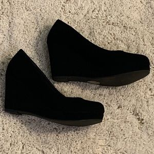 City Classified Comfort Nice & Cute Black shoes